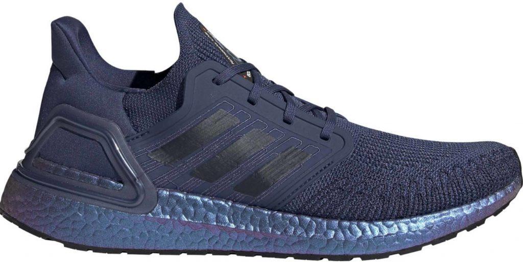 Adidas Ultraboost 20 blu