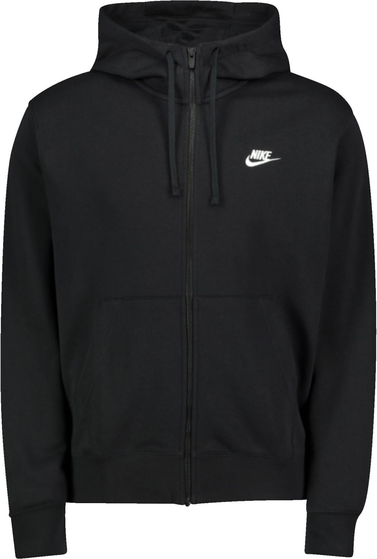 Livido Arashigaoka misurazione  Nike Club Fleece Hoodie (BV2648-010) black